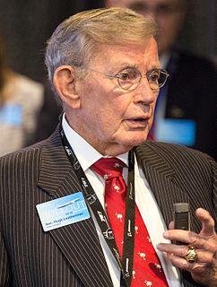 Hugh Leatherman American politician
