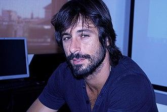 Hugo Silva (actor) - Hugo Silva in Los hombres de Paco.