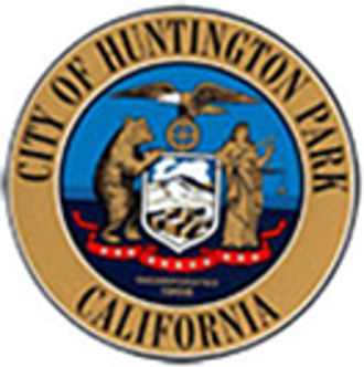Huntington Park, California - Image: Huntington Park CA seal
