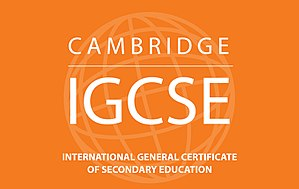 International General Certificate of Secondary Education - IGCSE Logo