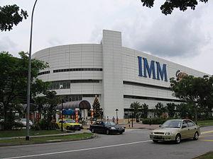 Jurong East - IMM