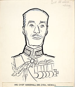 INF3-53 Air Chief Marshall Sir Cyril Newall Artist Vicky.jpg
