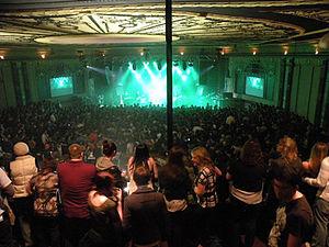 The rapids theatre wikipedia