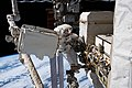 ISS-61 EVA-6 (a) Andrew Morgan tethered to the ISS.jpg