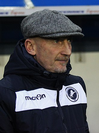 Ian Holloway - Holloway as Millwall manager in January 2015