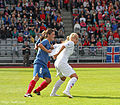 Iceland - Serbia-2011 FIFA Women's World Cup qualification UEFA Group 1 (3833681026).jpg