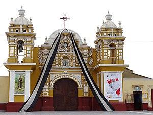 El Carmen District, Chincha