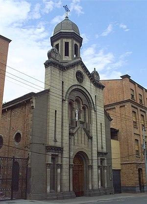 Iglesia de San Juan Bosco-Medell%C3%ADn