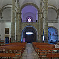 Iglesia de Santa María del Castillo (Olivenza). Coro.jpg