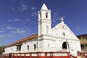 Las Tablas, Los Santos - Santa Librada church