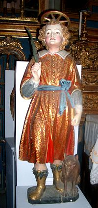 List Of Child Saints Wikipedia