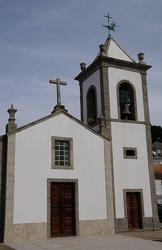 Nogueiró e Tenões - Nogueiró Church