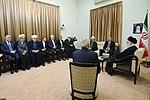Ilham Aliyev meet Ali Khamenei - March 5, 2017 (2).jpg