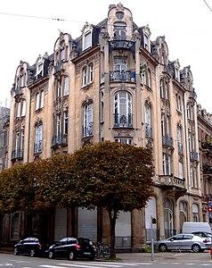 Immeuble 22 rue du général de Castelnau (002)