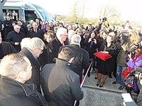 Inauguration de la branche vers Vieux-Condé de la ligne B du tramway de Valenciennes le 13 décembre 2013 (084).JPG