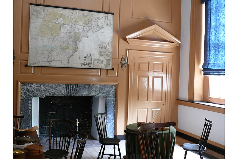 Independence Hall Committee Room.jpg