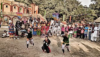 Indira Gandhi National Centre for the Arts - Cultural performances at IGNCA