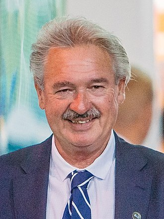 Jean Asselborn - Image: Informal meeting of ministers for foreign affairs (Gymnich). Arrivals Jean Asselborn (36927346612) CROPPED