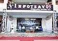 Infotsav'09 Prize distribution.jpg