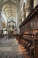 Interior of the Great Church Dordrecht with chorus-seats from 1540 - panoramio.jpg