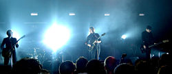 Live-Gig Interpol Montreal (2005)