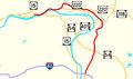 Interstate 180 (PA) map.png