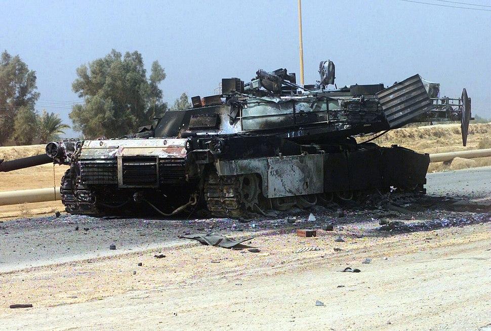 IrakKriegM1A1USA