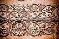 Ironwork on the west portals of Notre-Dame de Paris, 15 September 2009.jpg
