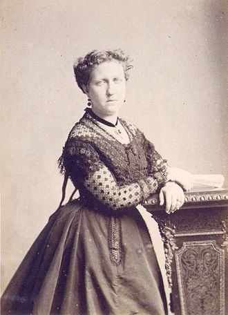 Gaston, Count of Eu - Isabel, Princess Imperial of Brazil, c. 1870