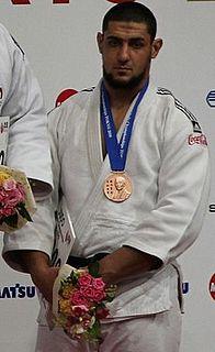 Islam El Shehaby Egyptian judoka