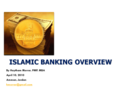 Islamic Banking Overview.TIF
