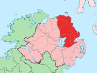 Island of Ireland location map Antrim.svg