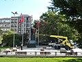 Istanbul - Aksaray - Shahids Park - P1030791.JPG
