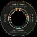 Iva Zanicchi - Come Ti Vorrei, La Nostra Spiaggia Label.png