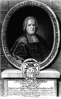 Józef Andrzej Załuski Polish bishop