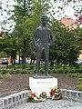 József Attila-emlékszobor (Varga Imre, 1964), Szeged-ja-1.jpg