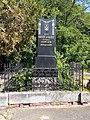 József Irsay †1910 grave, 2020 Albertirsa.jpg