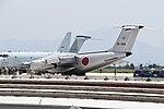 JASDF C-1FTB(28-1001) left rear view at Miho Air Base May 27, 2018 01.jpg