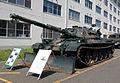 JGSDF Type74 tank 20120527-02.JPG