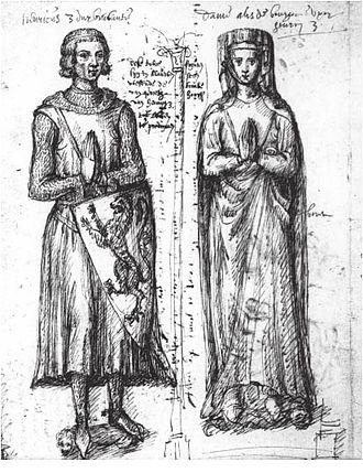 Adelaide of Burgundy, Duchess of Brabant - Image: J Indra 3