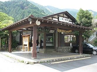 Ōme Line - Hatonosu Station