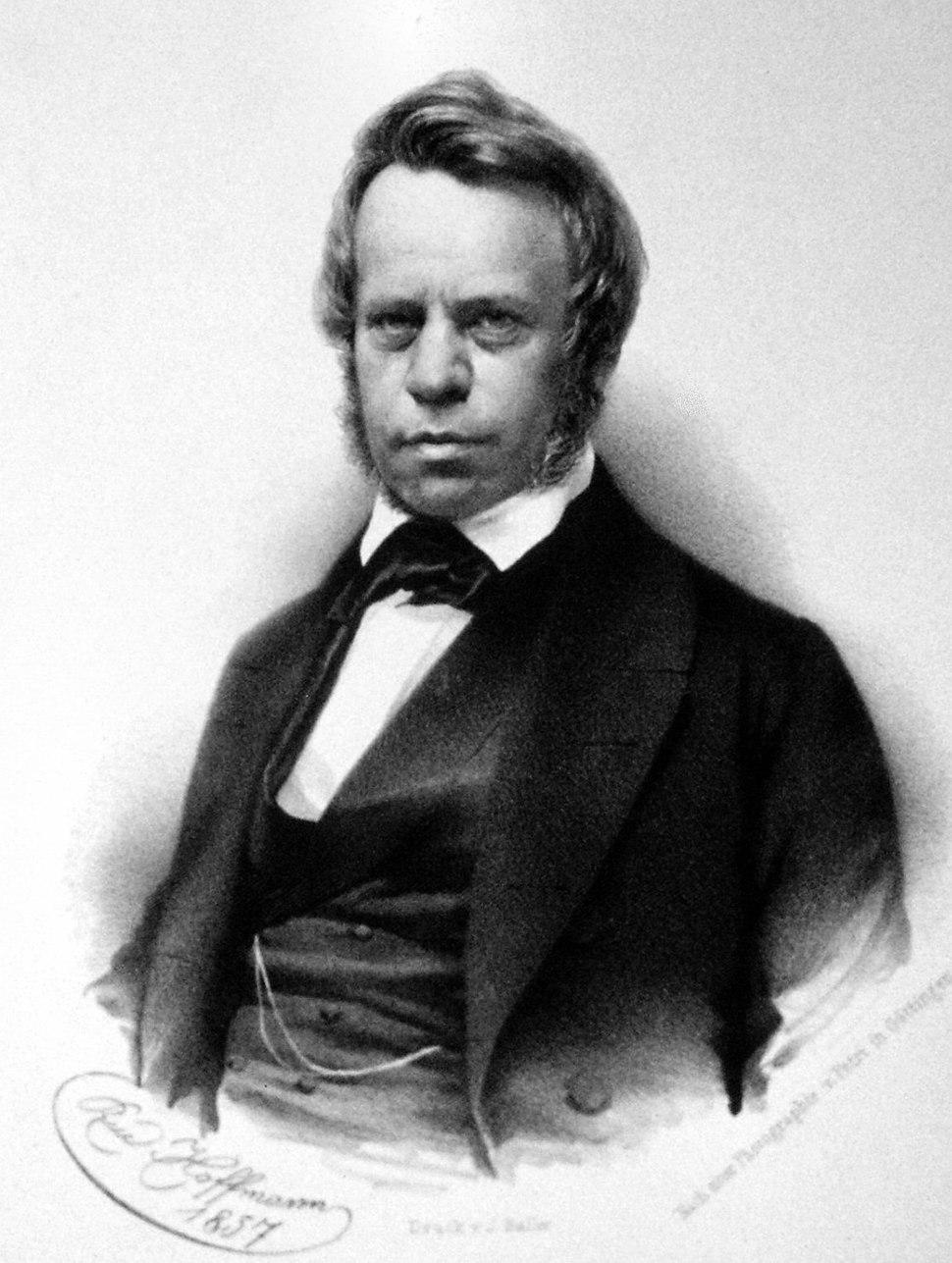 Jakob Henle Litho