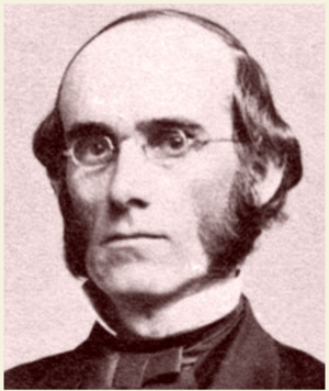 James Andrew McCauley - Rev. James Andrew McCauley, c.1865