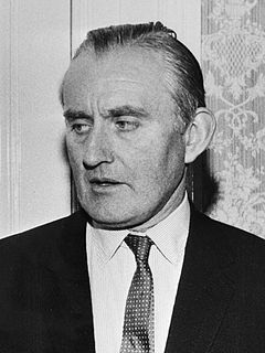 James Chichester-Clark Prime Minister of Northern Ireland from 1969 to 1971