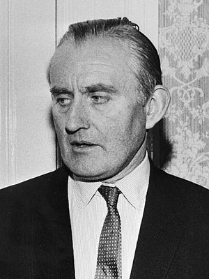 Prime Minister of Northern Ireland - Image: James Chichester Clark 1970