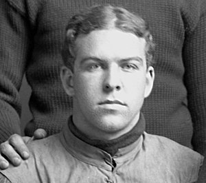 1902 Michigan Wolverines football team - Michigan's second-leading scorer James Lawrence kicked 19 goals from touchdown against Michigan Agricultural and scored four touchdowns against Indiana.