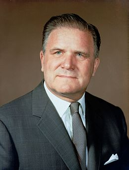 James E. Webb, official NASA photo, 1966.jpg