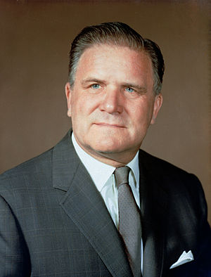 James E. Webb - Image: James E. Webb, official NASA photo, 1966