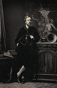 James Henry Robert Innes-Ker, al VII-lea duce de Roxburghe.jpg