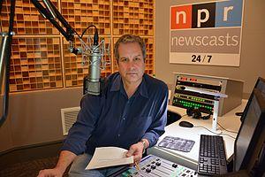 Jamie McIntyre - Image: Jamie Mc Intyre, NPR Newscaster
